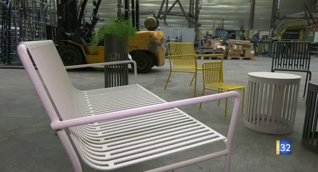 Canal 32 - Réussites : la mutation industrielle d'Arts et Forges