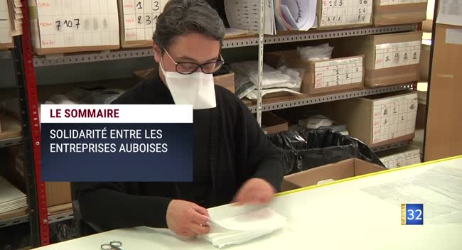 Canal 32 - Réussites, le mag éco - spécial soutien aux PME auboises