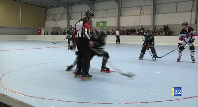 Canal 32 - Roller-hockey : les Troyens en Nationale 3 la saison prochaine