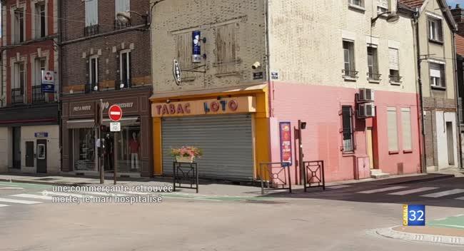Canal 32 - Romilly-sur-Seine : une commerçante tuée, le mari suspecté.