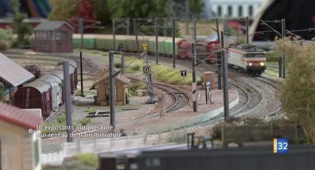 Canal 32 - Romilly-sur-Seine : une exposition de réseaux miniatures pleine d'entrain