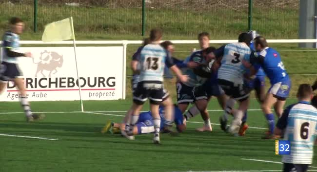 Canal 32 - Rugby : quelles conséquences économiques pour le RCSA ?