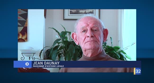 Canal 32 - Rumilly-lès-Vaudes : Jean Daunay, ancien maître d'école et maire, est décédé à l'âge de 99 ans