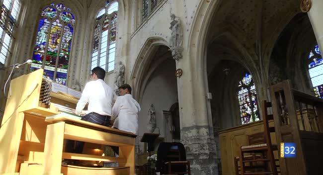 Canal 32 - Rumilly-lès-Vaudes : le festival de l'orgue est de retour !