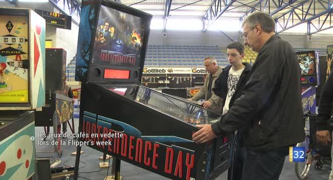 Canal 32 - Saint-Julien-les-Villas : 120 jeux de café en accès libre pour la Flipper's Week