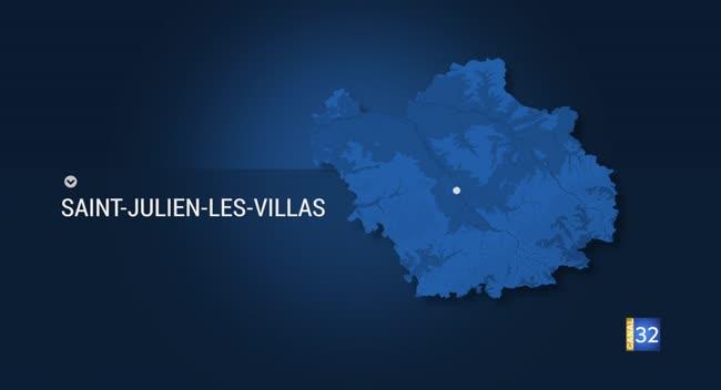 Canal 32 - Saint-Julien-les-Villas : un garçonnet échappe à la surveillance de sa famille et se noie