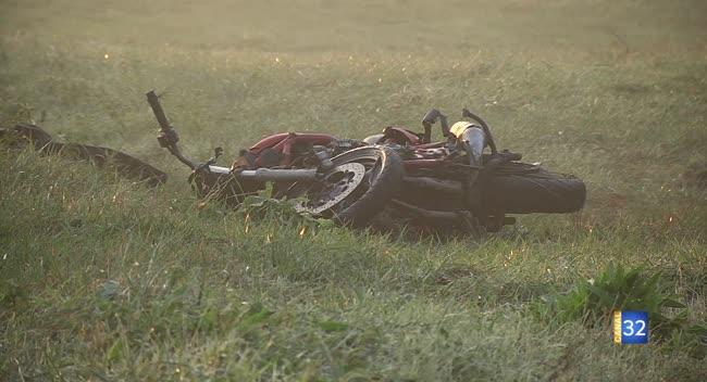 Canal 32 - Vaudes : un accident entre deux motos fait un mort