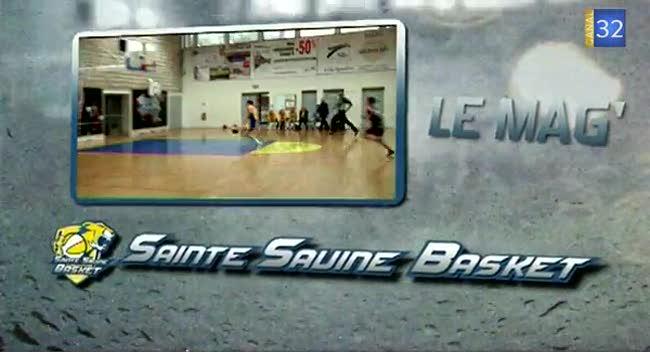 Canal 32 - Sainte-Savine Basket le Mag du mois d'avril