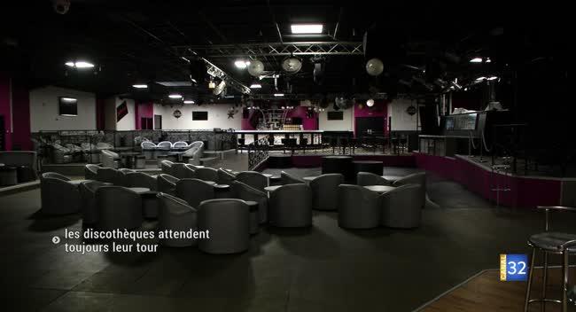 Canal 32 - Sainte-Savine : les discothèques attendent toujours leur tour
