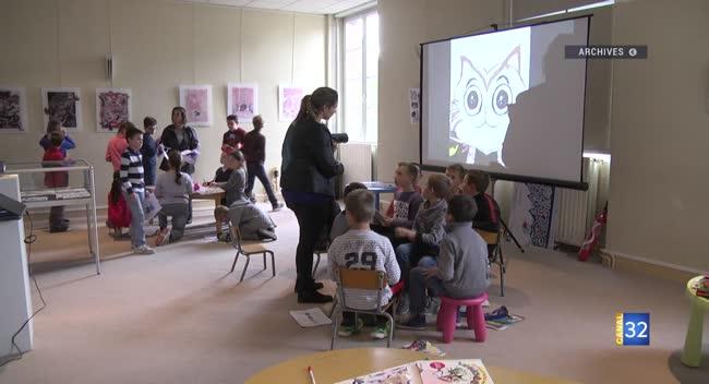 Canal 32 - Salon régional du livre pour la jeunesse : une programmation dispersée et interactive