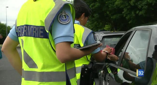 Canal 32 - Sécurité routière : une opération de grande ampleur ce jeudi