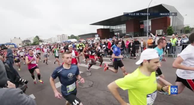 Canal 32 - Troyes : la 26ème édition du semi-marathon dans les starting-blocks !