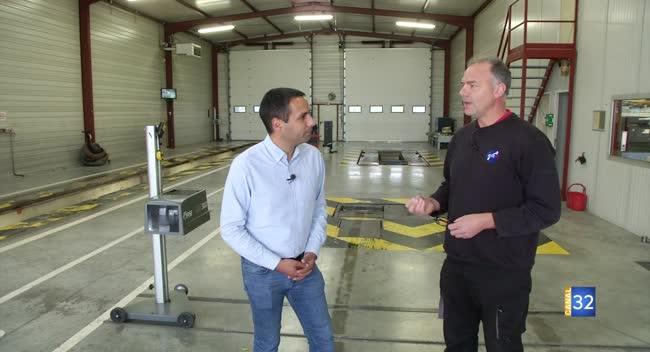 Canal 32 - Spéciale Auto - contrôle technique et passion automobile