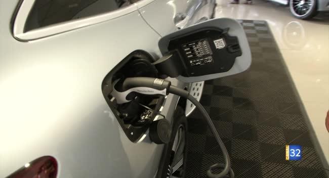 Canal 32 - Spéciale Auto - dossier spécial voitures électriques