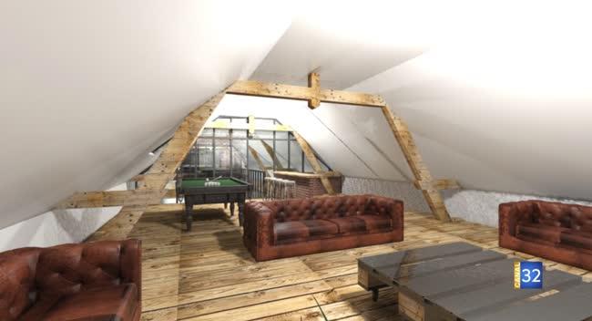 Canal 32 - Spéciale Habitat - comment réaliser une extension (grenier, cave...)