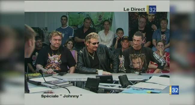 Canal 32 - Spéciale Johnny - 1ère partie (2006)