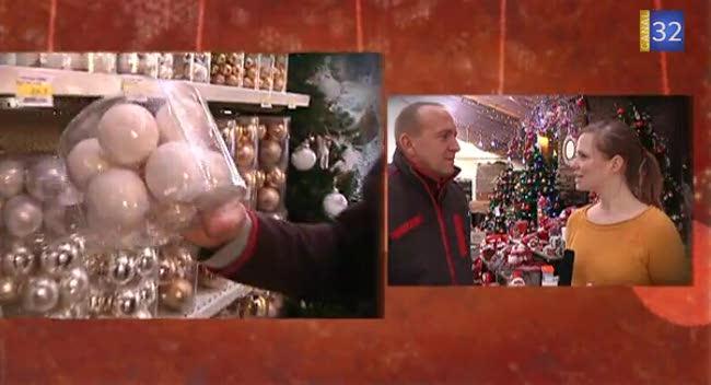 Canal 32 - Spéciale Noël : Les bûches et les décorations de fête !