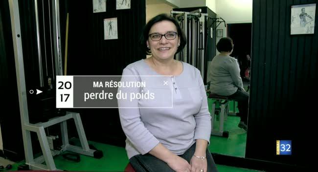 Canal 32 - Spéciale Résolutions : Christelle veut maigrir