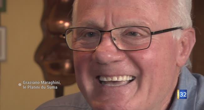 Canal 32 - Suma : portrait de Graziano Maraghini, le Platini du motoball