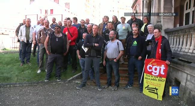 Canal 32 - Technicentre et Amiante : la SNCF condamnée à verser 60 000 € à 72 cheminots