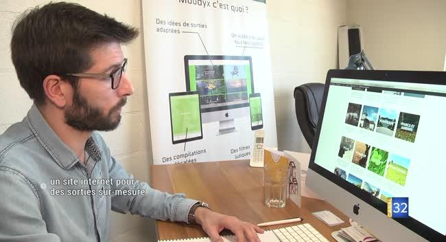 Canal 32 - Technopole de l'Aube : un site internet pour du tourisme personnalisé