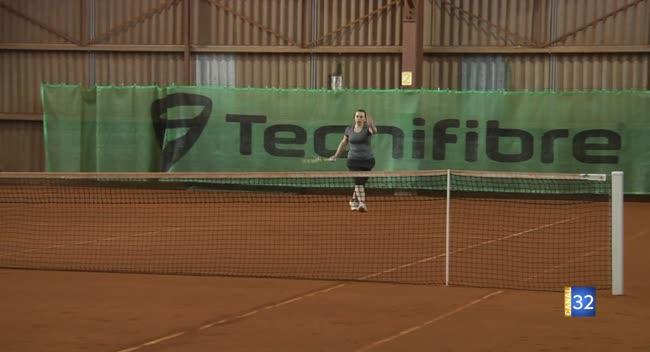 Canal 32 - Tennis : le Tournoi d'hiver du Romilly Sports 10 débute ce week end !