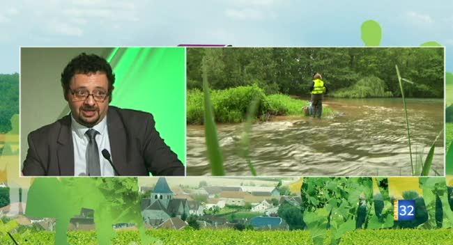Canal 32 - Terres et Vignes de l'Aube : la gestion de l'Eau.