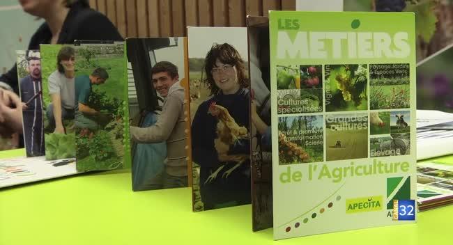 Canal 32 - Terres et Vignes - le monde agricole recrute dans l'Aube !
