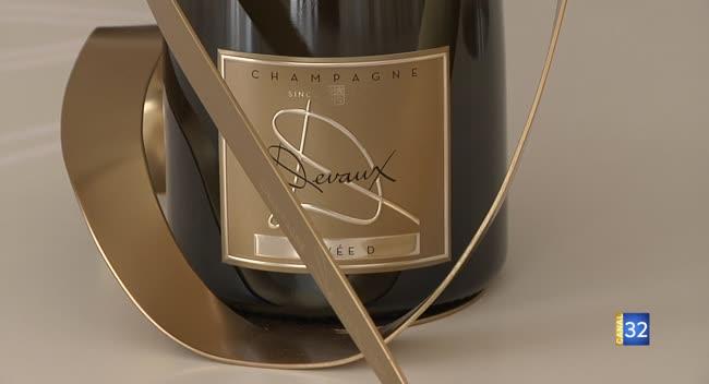 Canal 32 - Terres et Vignes - Champagne Devaux