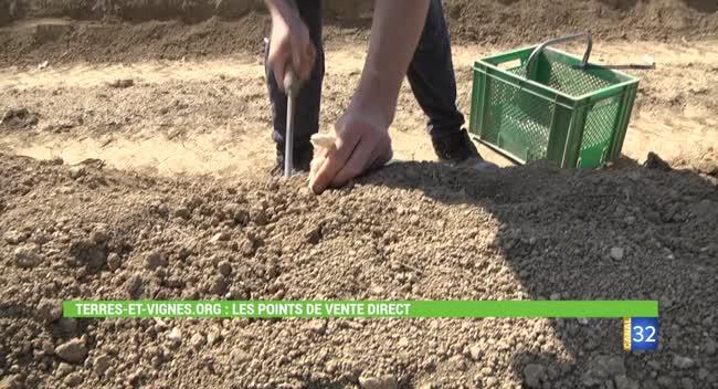 Canal 32 - Terres et Vignes : comment manger des produits locaux et de saison ?