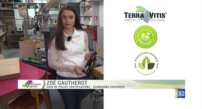 Canal 32 - Terres et Vignes - les certifications environnementales agricoles