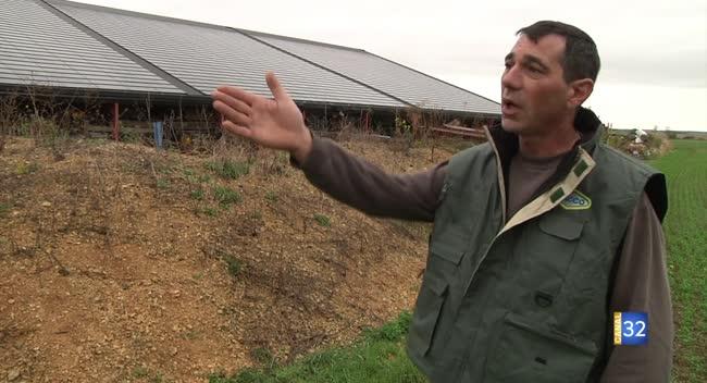 Canal 32 - Terres et Vignes - l'agriculture se met au photovoltaïque