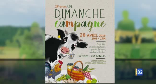 Canal 32 - Terres et Vignes - Dimanche à la campagne, c'est pour bientôt !