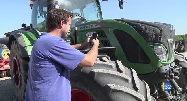 Canal 32 - Terres et Vignes - Des actions collectives pour présenter l'agriculture au grand public