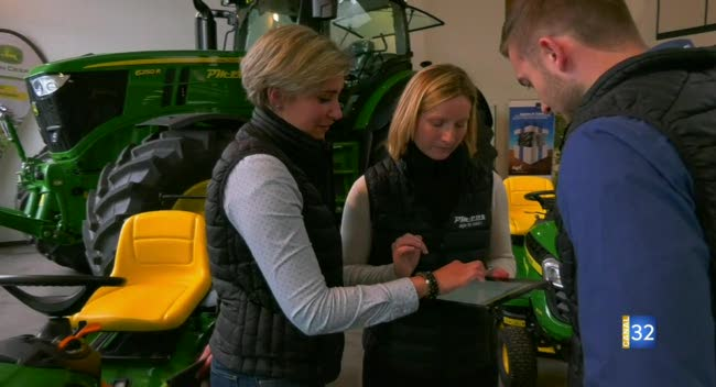 Canal 32 - Terres et Vignes - agriculture et innovation