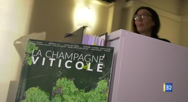 Canal 32 - Terres et Vignes - la filière viticole recrute !