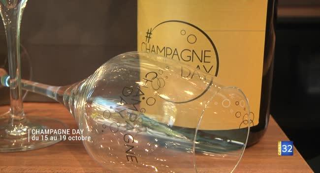 Canal 32 - Terres et Vignes - Champagne Day, nouvelle formule !