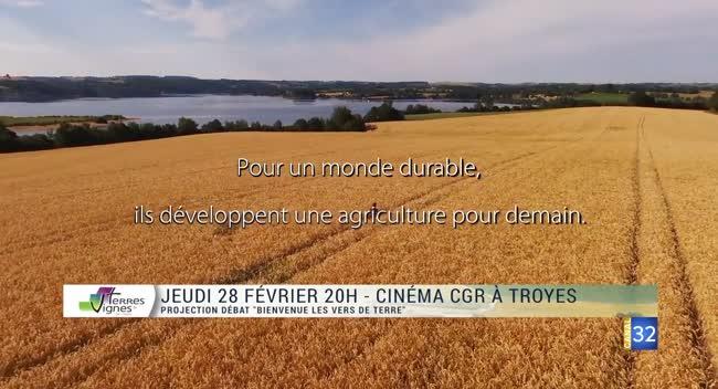 Canal 32 - Terres et Vignes - l'agriculture de conservation