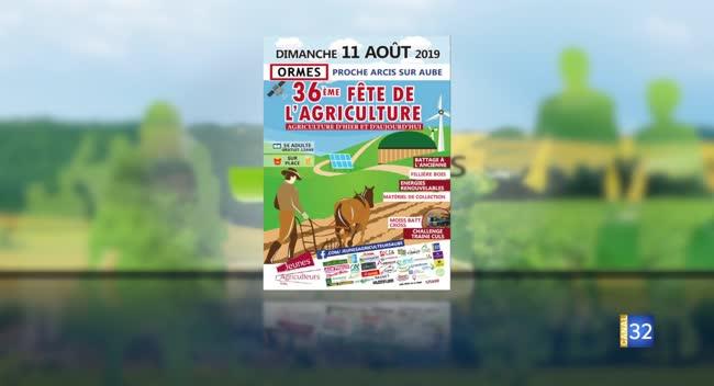 Canal 32 - Terres et Vignes - la fête de l'agriculture