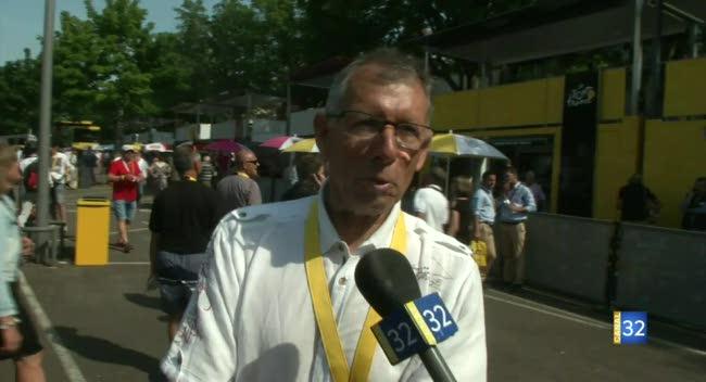 Canal 32 - Tour de France : Pascal Simon, une figure auboise du cyclisme