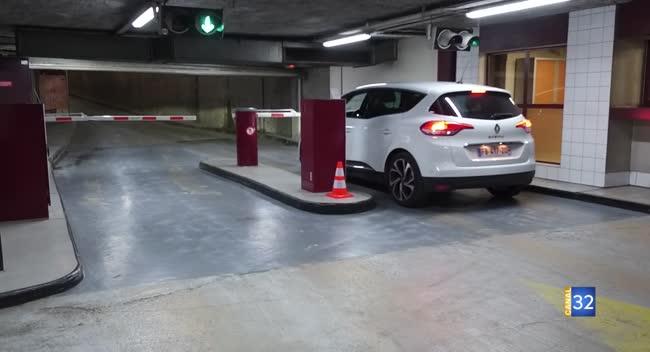 Canal 32 - TPA - se garer dans un parking sans ticket, c'est possible ! (la LAPI)