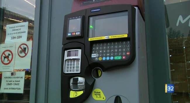 Canal 32 - TPA - la réforme du stationnement
