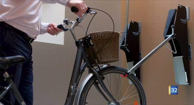 Canal 32 - TPA - l'annexe de la halle aux vélos