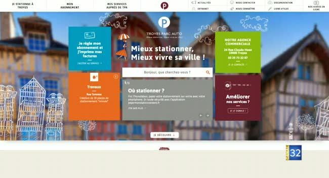 Canal 32 - TPA - le nouveau site Internet