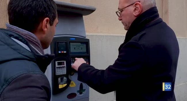 Canal 32 - TPA : le paiement par carte bancaire aux horodateurs