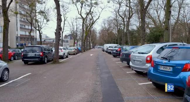 Canal 32 - TPA - le parc de stationnement Casimir Périer