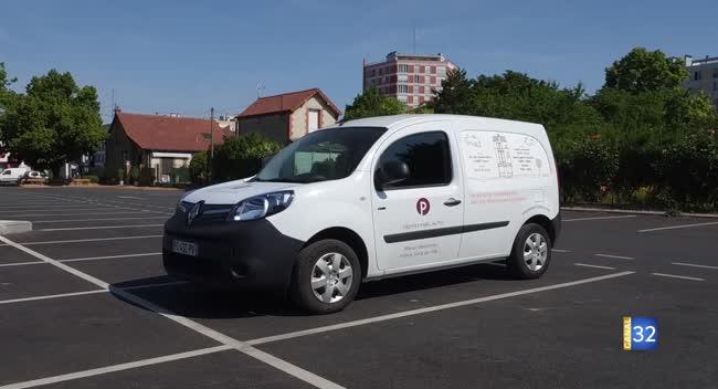 Canal 32 - TPA - Troyes Parc Auto se met au 100 % électrique !