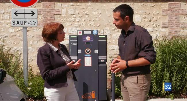 Canal 32 - TPA - les bornes de recharge électrique