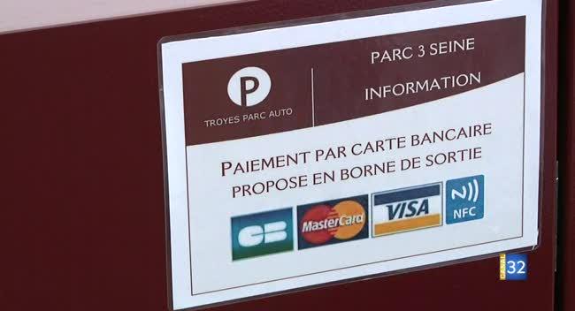 Canal 32 - TPA - le paiement des parkings par carte bancaire