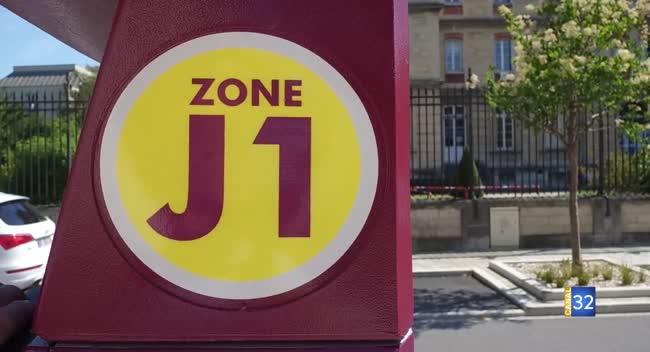 Canal 32 - TPA  - la zone jaune